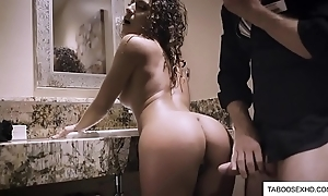 Sexy milf wife Great White Father on pinch pennies