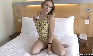 Daniella margot flaunting a beloved one-piece swimsuit