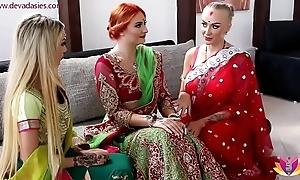 Pre-wedding indian better half ceremony