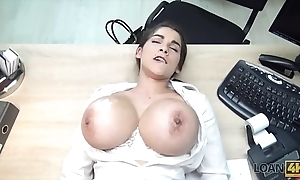 Loan4k. low-spirited sexy swindling on touching obese pantoons