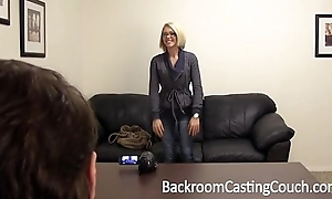 Assfucked & creampied bella on the top of brcc