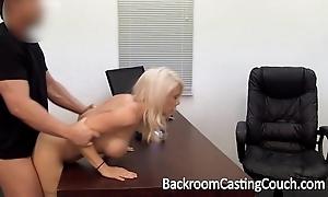 Big knocker milf assfuck casting