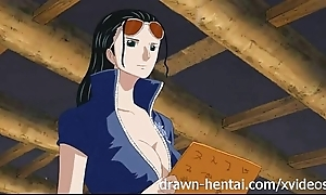 One whit anime - nico robin