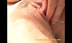 Masturbating not far from an increment of cumming not far from faucets, snowfall not far from an increment of yon