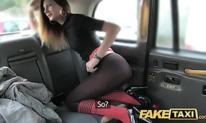 Statute taxi taxi jollying in all directions ace fuck