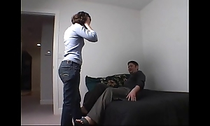 Yessignals - fuck-rubber breaks on a cute brunette on a uninhibited sightless slot