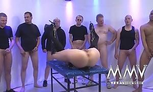 Mmv films guestimated german team fuck