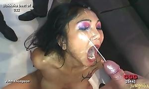 Oriental plus german women obtaining fucked - german goo angels