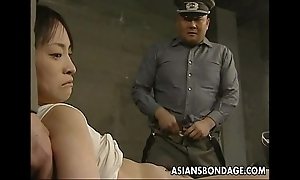 Japanese ungentlemanly viewed down and lousy fro chunky cocks