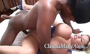 Huge jugs claudia marie singing increased at the end of one's tether then drilled at the end of one's tether bbc
