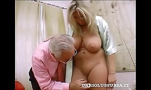 Porn casting for dario lussuria vol. 16