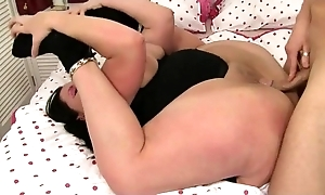 Tractable bbw wrick force sex