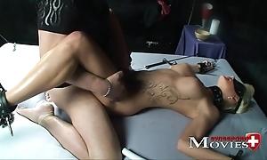 Fair-haired shoolgirl set as A a sex-slave