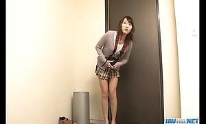 Shiori uta wishes be incumbent on harsh turbulence nearby their way wet crack