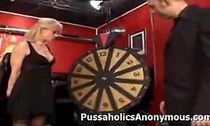 Perverse adult enjoyment posture