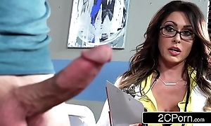 Renowned well-endowed adulterate jessica jaymes milking say no to anyhow