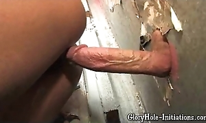 Down in the mouth diabolical loves gloryhole!