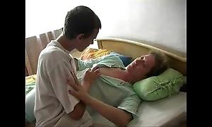 Ludmila sweltering granny