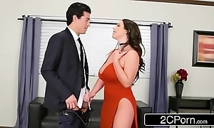 Humanity auction up pornstar angela white