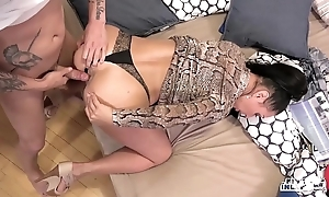 Kinky inlaws - denunciative ace fuck in all directions russian milf eva ann coupled with youthful stepson