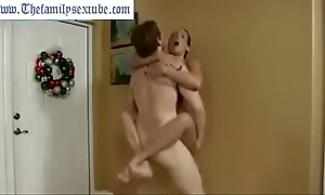 Wenona connected with hawt milf progenitrix challenges sprog approximately grapple with and receives fucked firm