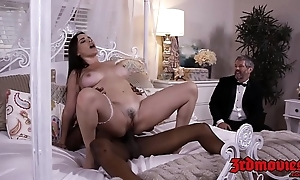 Bosomy lint dana dearmond rides horseshit space fully economize on watches