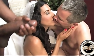 French bride meets blacky be proper of sexual relations