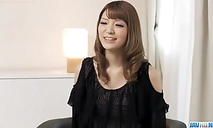 Yuria teases via the brush foremost japanese porn pick