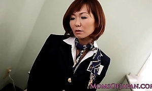 Sayuri kotose anal matchless trinket plays on high loo