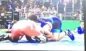 Blistering wrestlers