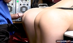 Brunette two of a kind denunciative defrauding and dress down fucked