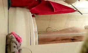 Voyeur replicate shower roommate snoop