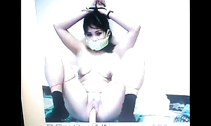 Kidnapped slave mary jane is gagged more her panties!